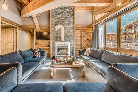 Prestige Chalet Val d'Isère Cristal - Val d'Isère - Alpes du Nord