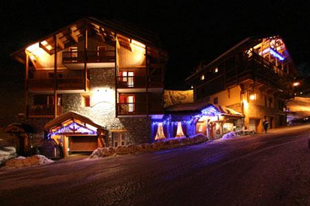 Prestige Résidence Chalet des Neiges Plein Sud - Val Thorens - Alpes du Nord