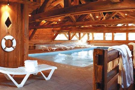 Prestige Résidence Lagrange le Village des Lapons - Les Saisies - Alpes du Nord