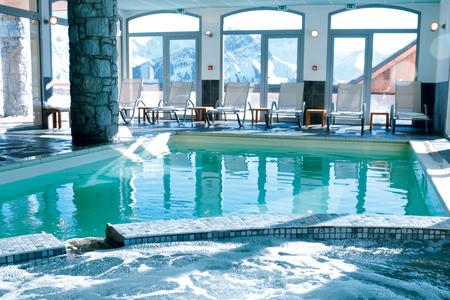 Prestige Résidence Lagrange les Balcons des Aiguilles - La Toussuire - Alpes du Nord