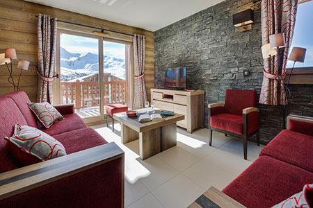 Prestige Résidence le White Pearl  - La Plagne - Alpes du Nord