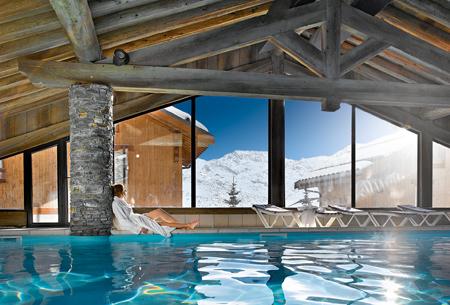 Prestige Résidence P&V Premium les Alpages de Reberty - Les Menuires - Alpes du Nord