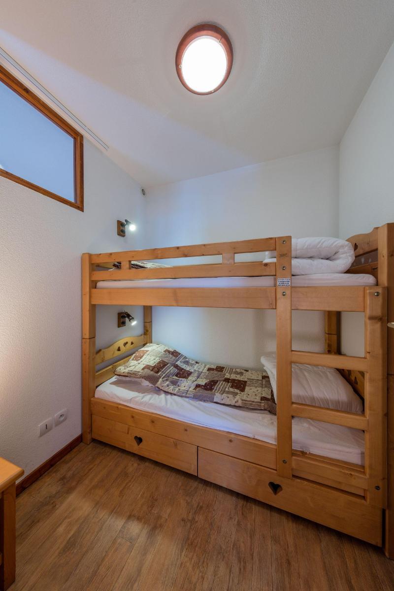 Аренда на лыжном курорте Les Balcons du Viso - Abriès - Двухъярусные кровати