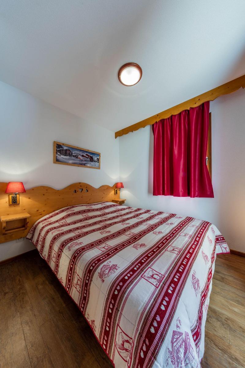Аренда на лыжном курорте Les Balcons du Viso - Abriès - Двухспальная кровать