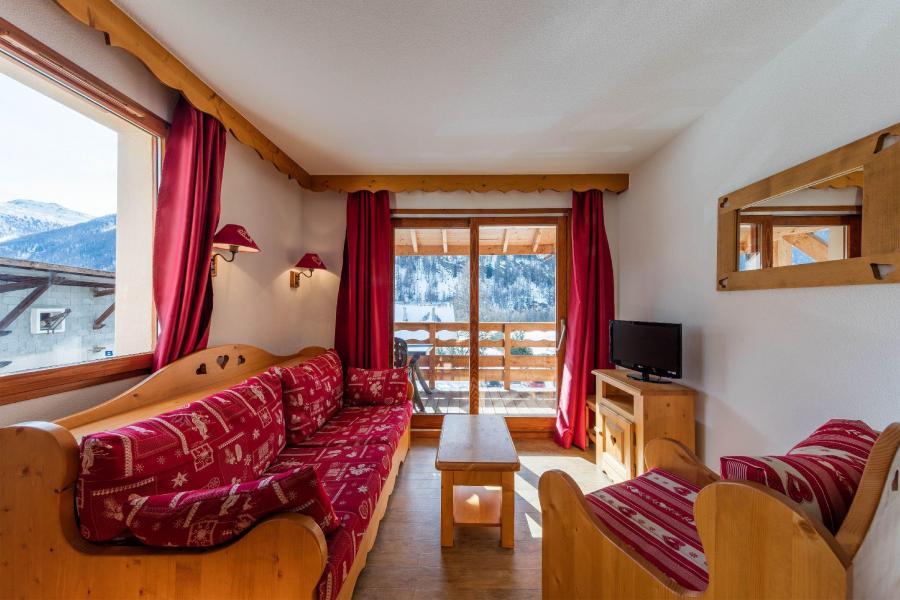 Аренда на лыжном курорте Les Balcons du Viso - Abriès - Салон