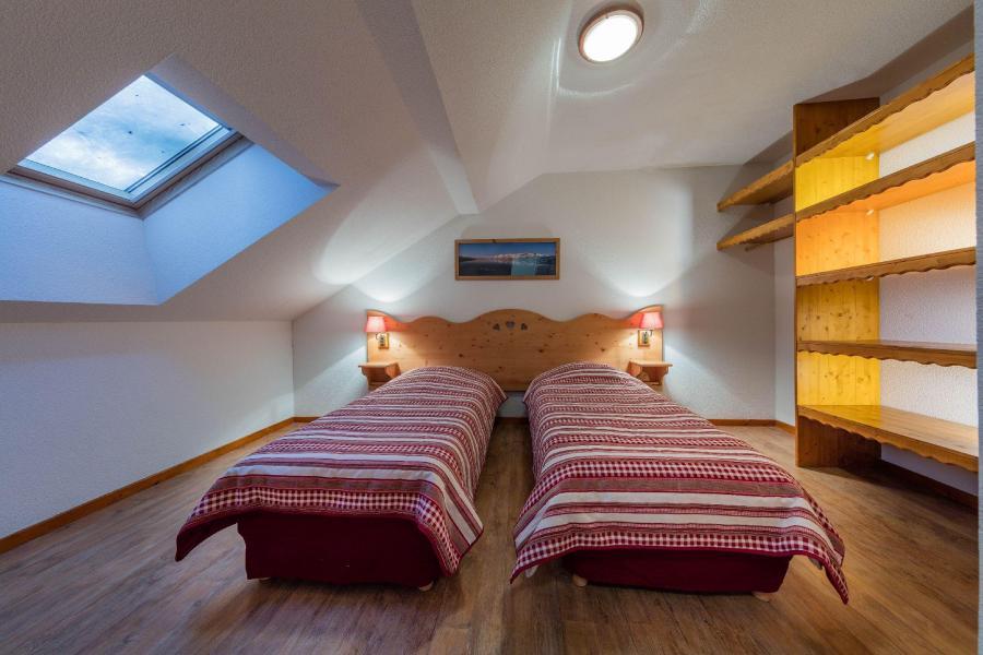Аренда на лыжном курорте Les Balcons du Viso - Abriès - Односпальные кровати