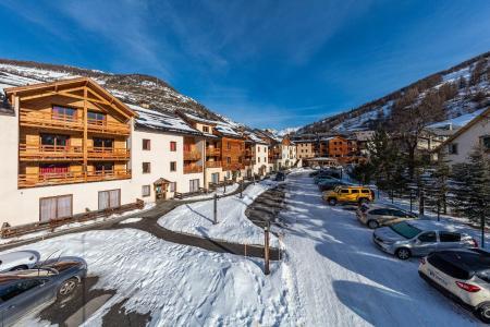 Soggiorno sugli sci Les Balcons du Viso - Abriès - Esteriore inverno