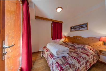 Location au ski Les Balcons Du Viso - Abriès - Chambre