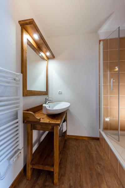 Location au ski Les Balcons Du Viso - Abriès - Salle de bains