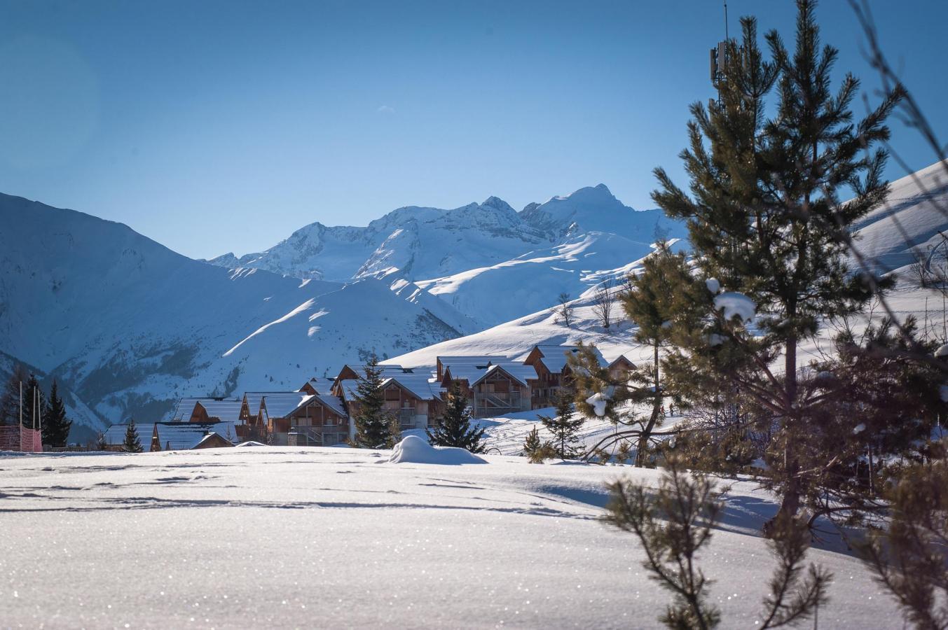 appartement duplex 3 pi 232 ces 8 10 personnes 224 albiez montrond alpes du nord les chalets du