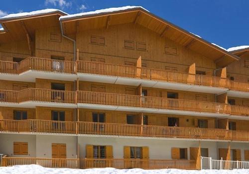 Location Residence Le Relais Des Pistes hiver
