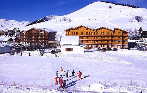 Ski en mars Residence Le Relais Des Pistes