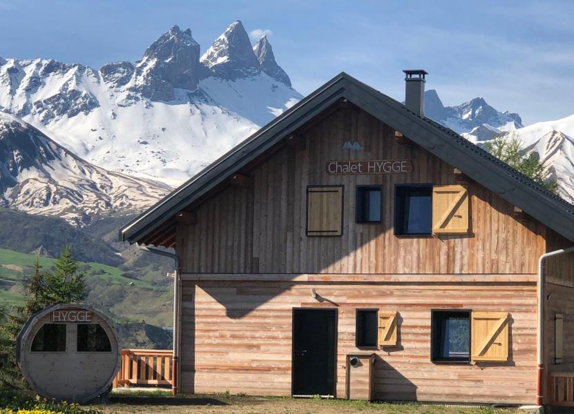 Аренда на лыжном курорте Chalet Hygge - Albiez Montrond