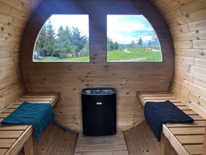 Аренда на лыжном курорте Шале 6 комнат 14 чел. - Chalet Hygge - Albiez Montrond - Сауна