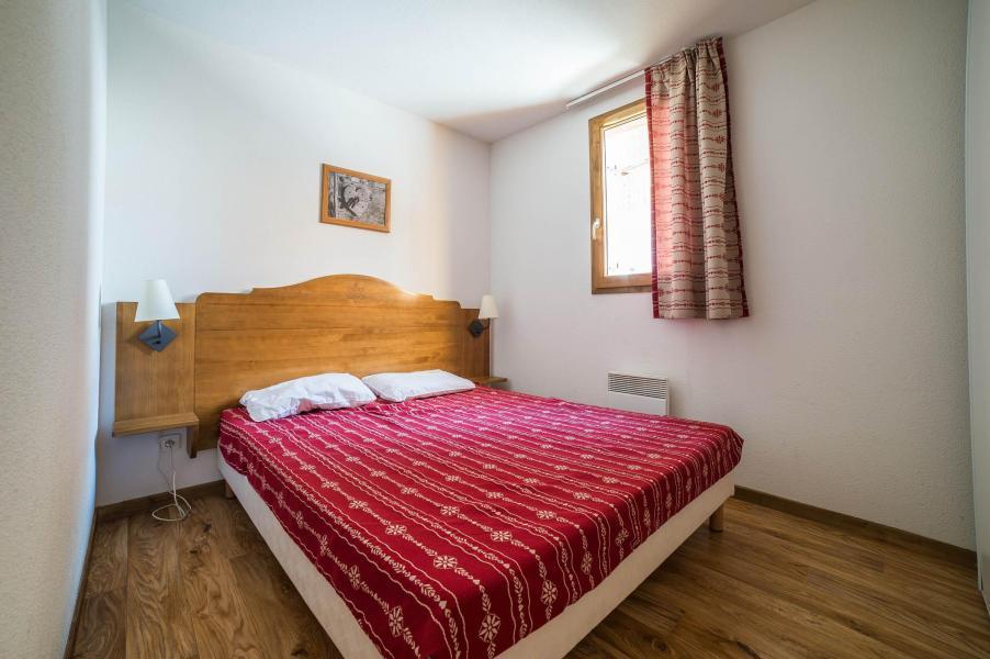Аренда на лыжном курорте Les Chalets du Hameau des Aiguilles - Albiez Montrond - Двухспальная кровать