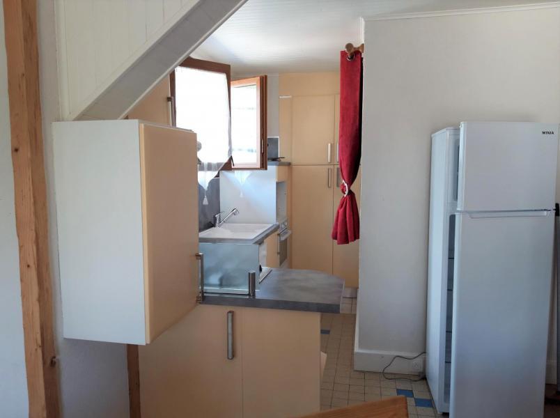 Аренда на лыжном курорте Апартаменты 2 комнат 5 чел. (2) - Résidence l'Ancolie - Albiez Montrond - Холодильник