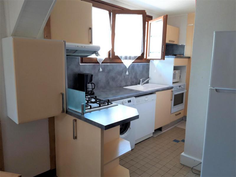 Аренда на лыжном курорте Апартаменты 2 комнат 5 чел. (2) - Résidence l'Ancolie - Albiez Montrond - Небольш&