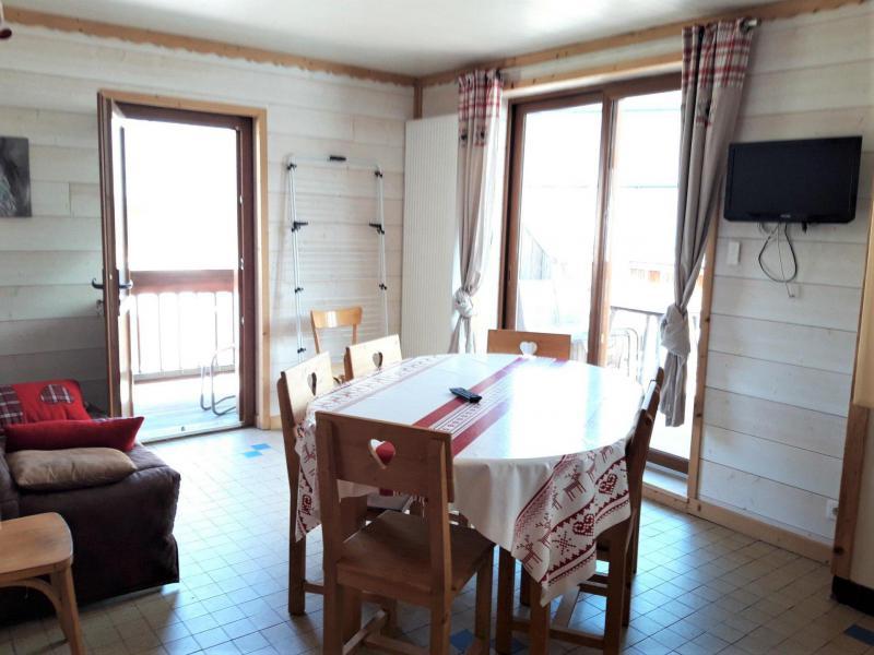 Аренда на лыжном курорте Апартаменты 2 комнат 5 чел. (2) - Résidence l'Ancolie - Albiez Montrond