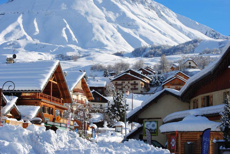 Аренда на лыжном курорте Résidence l'Ancolie - Albiez Montrond