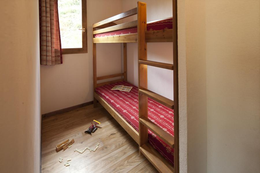 Rent in ski resort Résidence le Hameau des Aiguilles - Albiez Montrond - Bunk beds