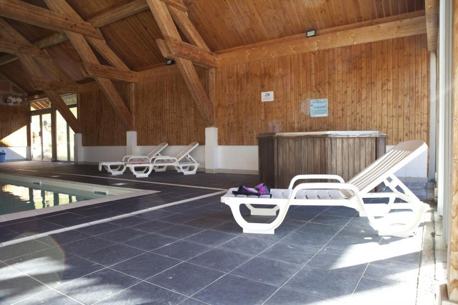 Location au ski Résidence le Hameau des Aiguilles - Albiez Montrond - Solarium