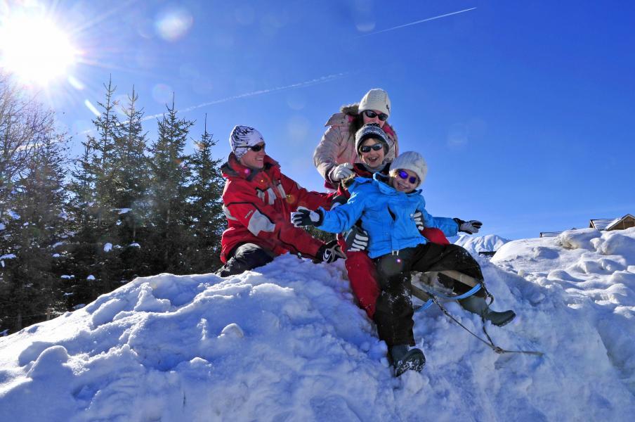 Location au ski Residence Le Relais Des Pistes - Albiez Montrond