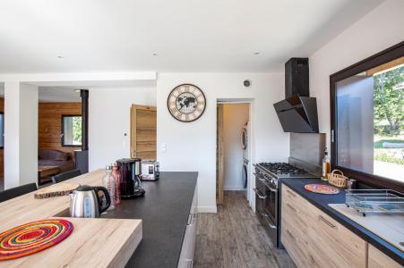 Аренда на лыжном курорте Шале 6 комнат 14 чел. - Chalet Hygge - Albiez Montrond - апартаменты