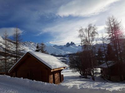 Location Albiez Montrond : Chalet Hygge hiver
