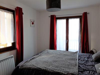 Аренда на лыжном курорте Апартаменты 4 комнат 8 чел. - Chalet le Mont Emy - Albiez Montrond - Двухспальная кровать