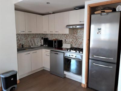 Аренда на лыжном курорте Апартаменты 4 комнат 8 чел. - Chalet le Mont Emy - Albiez Montrond - Кухня