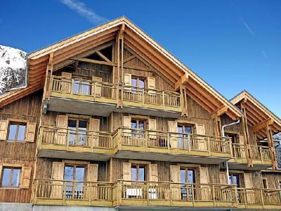 Location 8 personnes Appartement 3 pièces 8 personnes (3) - Hameau Des Aiguilles