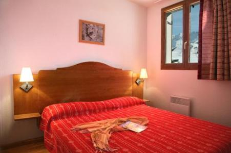 Location au ski Appartement 2 pièces 4-6 personnes - Les Chalets Du Hameau Des Aiguilles - Albiez Montrond - Chambre