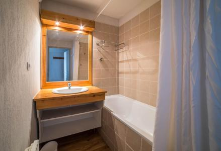 Location au ski Les Chalets du Hameau des Aiguilles - Albiez Montrond - Salle de bains