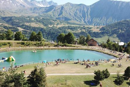 Лыжные каникулы в кругу семьи Résidence l'Ancolie
