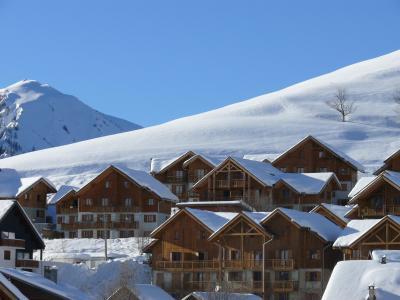 Locazione Residence Le Hameau Des Aiguilles inverno