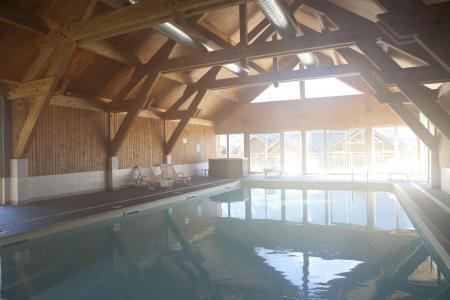 Location au ski Résidence le Hameau des Aiguilles - Albiez Montrond - Piscine
