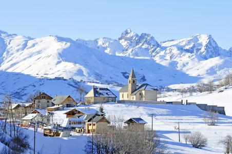 Vacances en montagne Résidence le Relais des Pistes - Albiez Montrond - Extérieur hiver