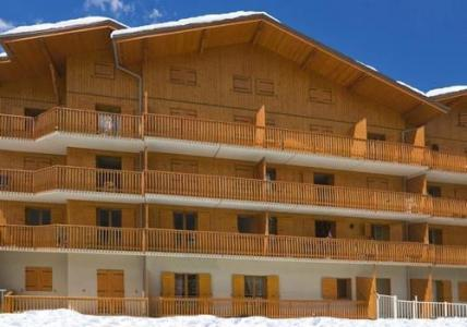 Location au ski Residence Le Relais Des Pistes - Albiez Montrond - Extérieur hiver