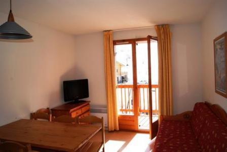 Location au ski Residence Le Relais Des Pistes - Albiez Montrond - Séjour