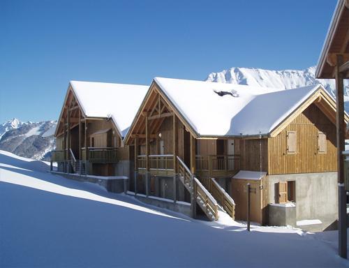 Location Les Chalets Du Hameau Des Aiguilles hiver
