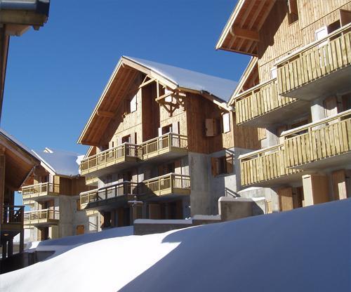 Location Residence Le Hameau Des Aiguilles hiver