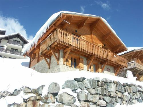 Ski hors saison Chalet Les Sapins