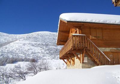 Location à Alpe d'Huez, CHALET LES SAPINS