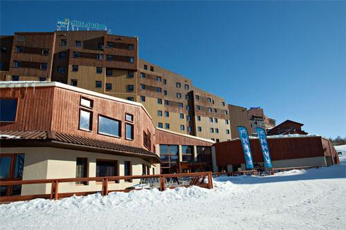 Location studio au ski Hotel Club Mmv Les Bergers