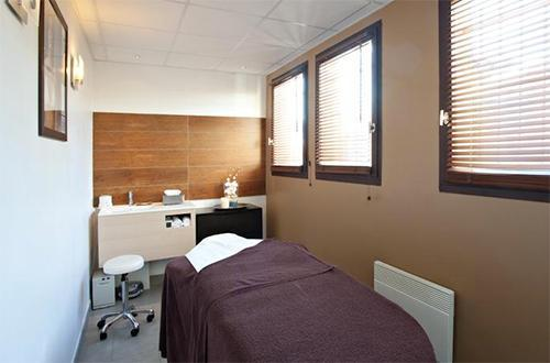 Location au ski Hotel Club Mmv Les Bergers - Alpe d'Huez - Massage