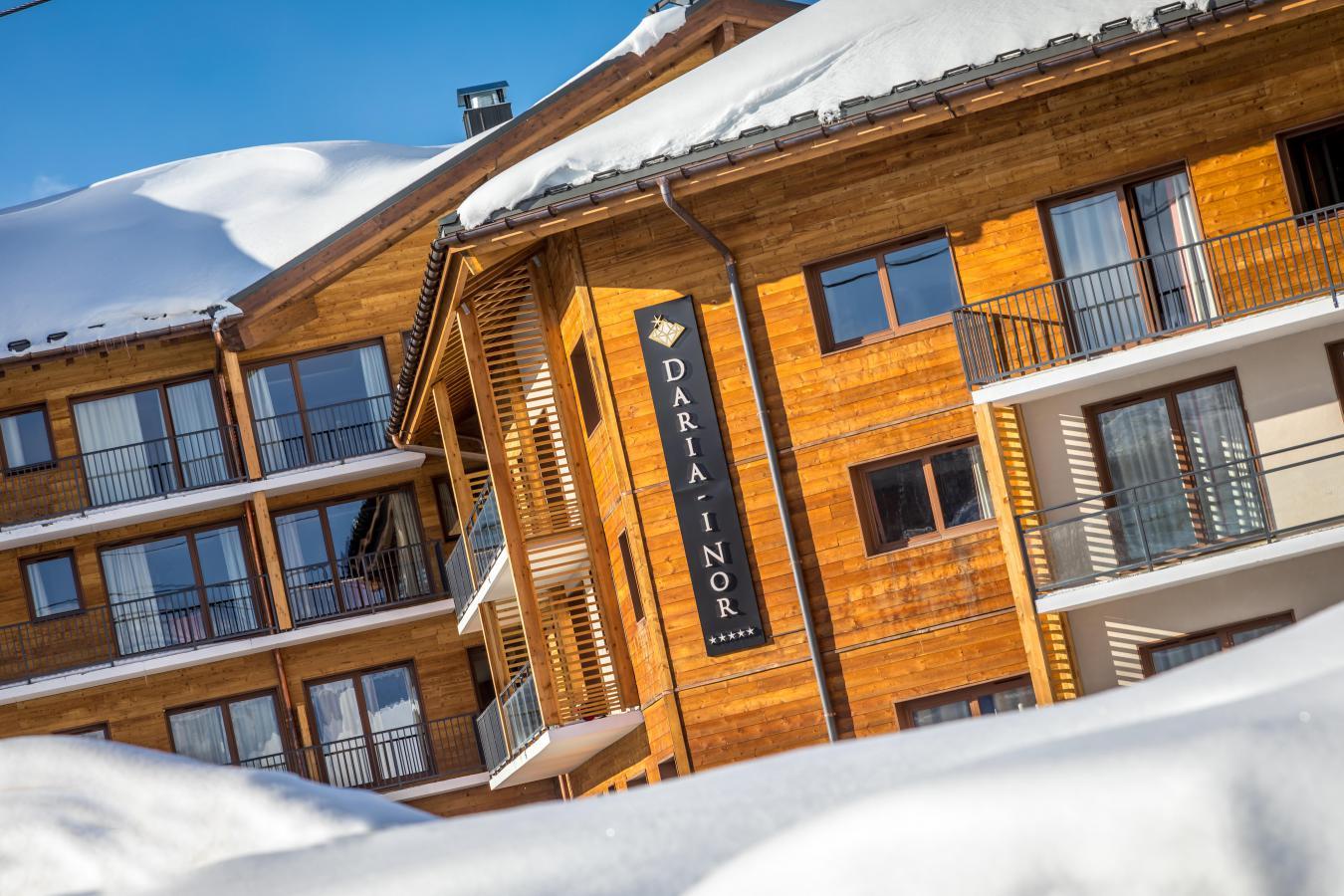 Hôtel Daria-I Nor