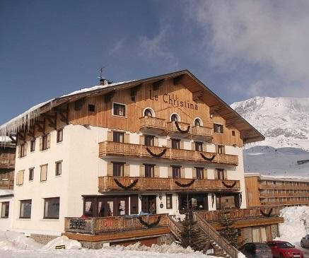 Forfait de ski Hotel Le Christina