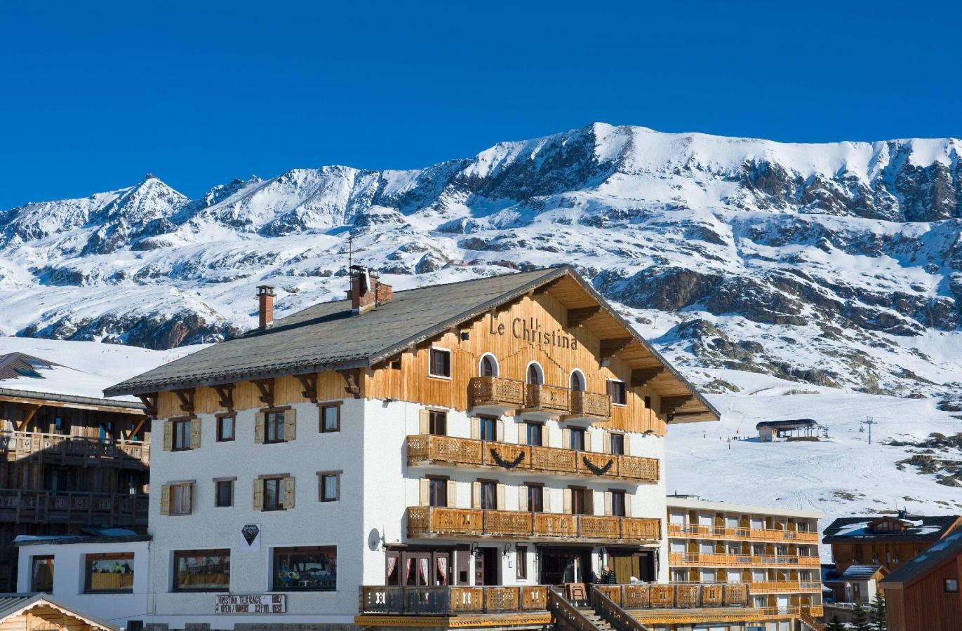 hotel le christina 20 alpe d 39 huez location vacances ski alpe d 39 huez ski planet. Black Bedroom Furniture Sets. Home Design Ideas