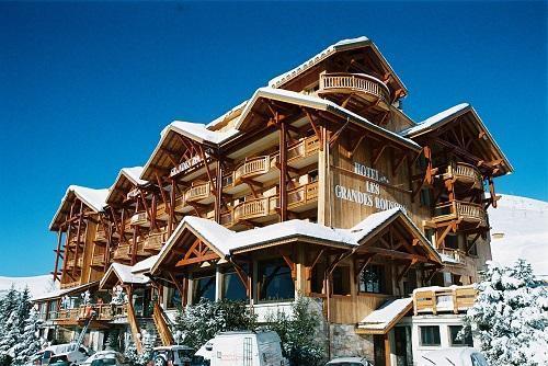 Ski en décembre Hotel Les Grandes Rousses