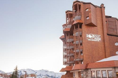 Week end au ski Hotel Royal Ours Blanc